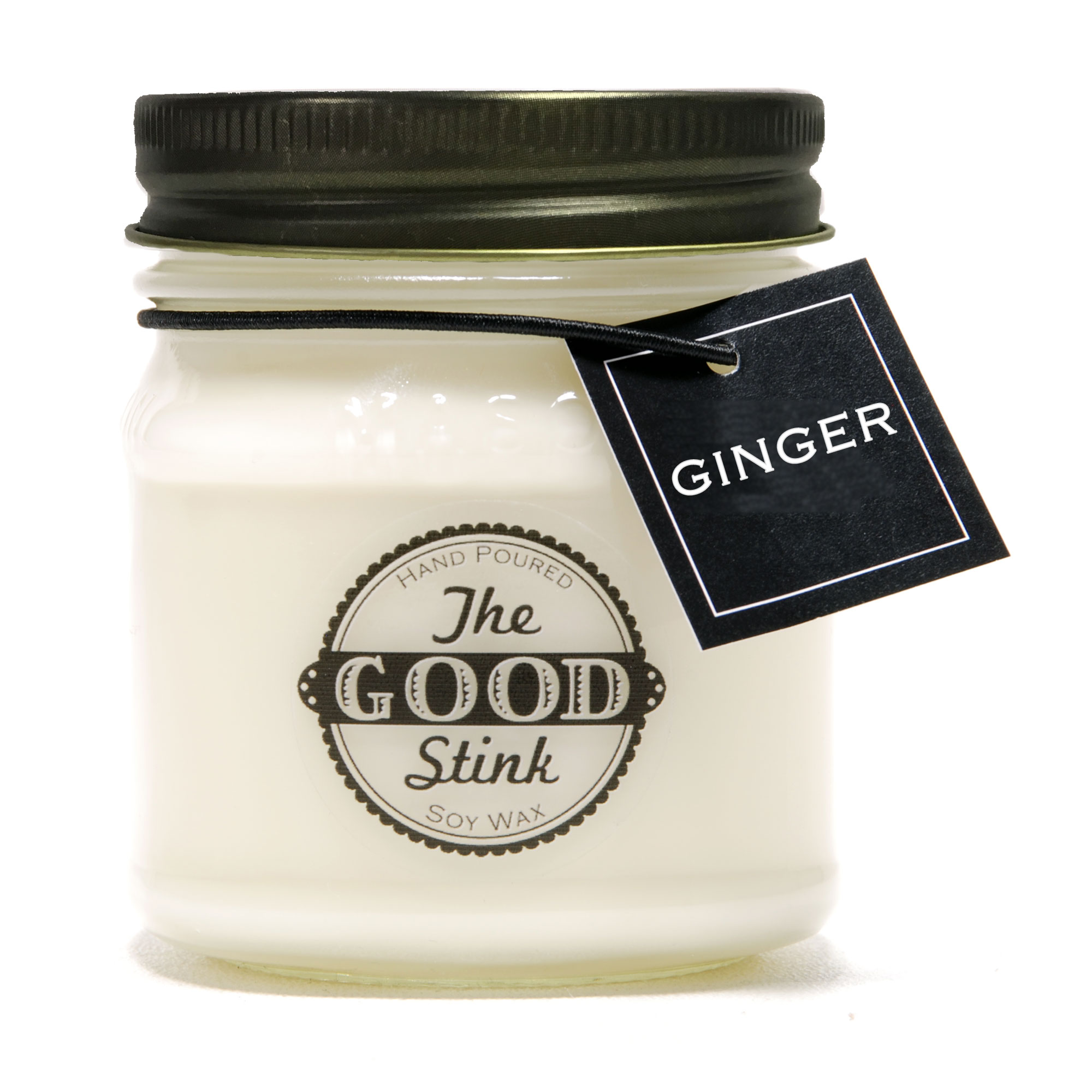 Ginger Soy Candle by The Good Stink